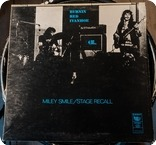 Burnin Red Ivanhoe Miley Smile / Stage Recall  Sonet ‎– SLPS 1540 1972